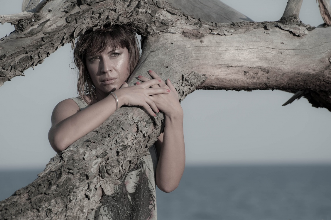 Damiana in model