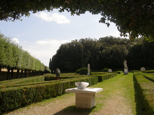 Giardini Horti Leonini, San Quirico d'Orcia