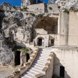 Antica Casa Grotta   Matera
