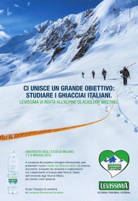 Levissima 2015 redazionale Corriere della sera/Repubblica
