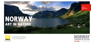Norvegia, pubblicità istituzionale mistero del turismo norvegese 2008 / Nikon, The Gate.