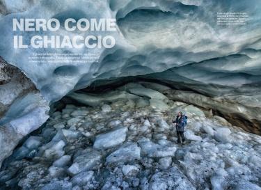 Nero Come il Ghiaccio/National Geographic Italia - 2015