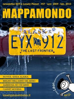 magazine EDT Lonely Planet speciale Alaska