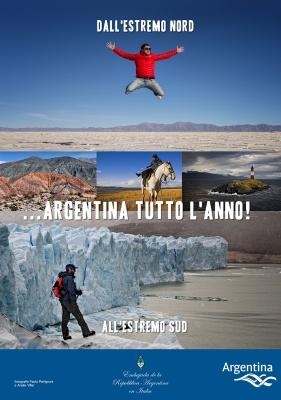 Argentina tutto L'anno Pubblicità 2017
