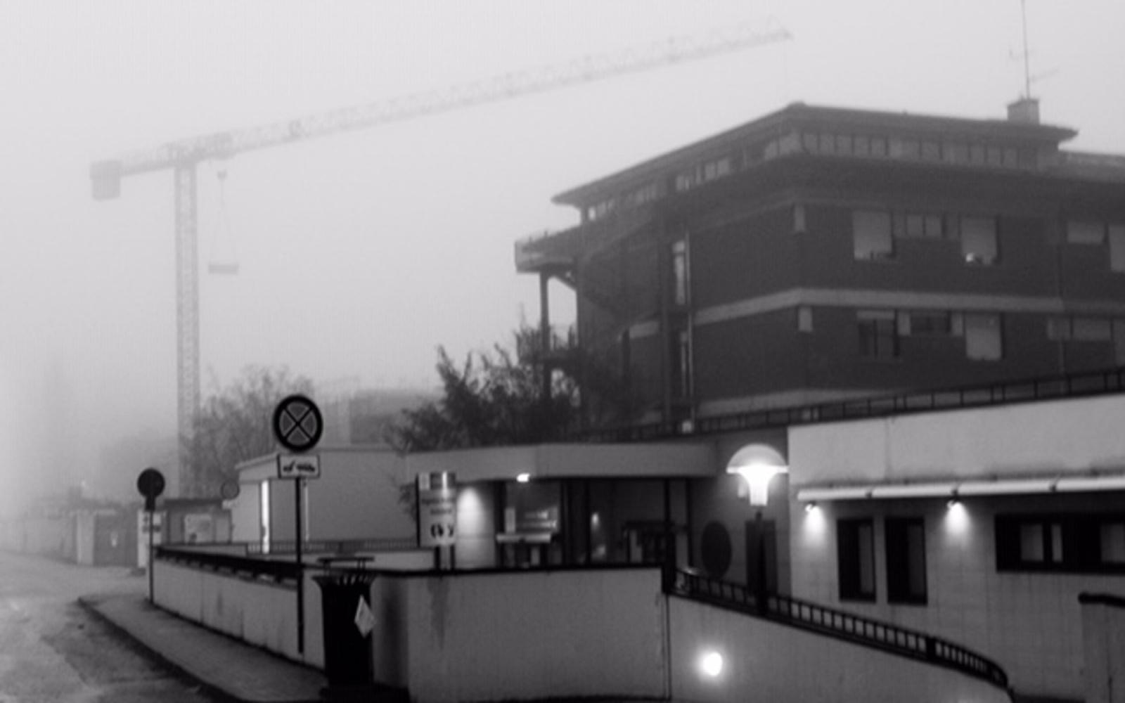 esterno Ospedale di Bentivoglio