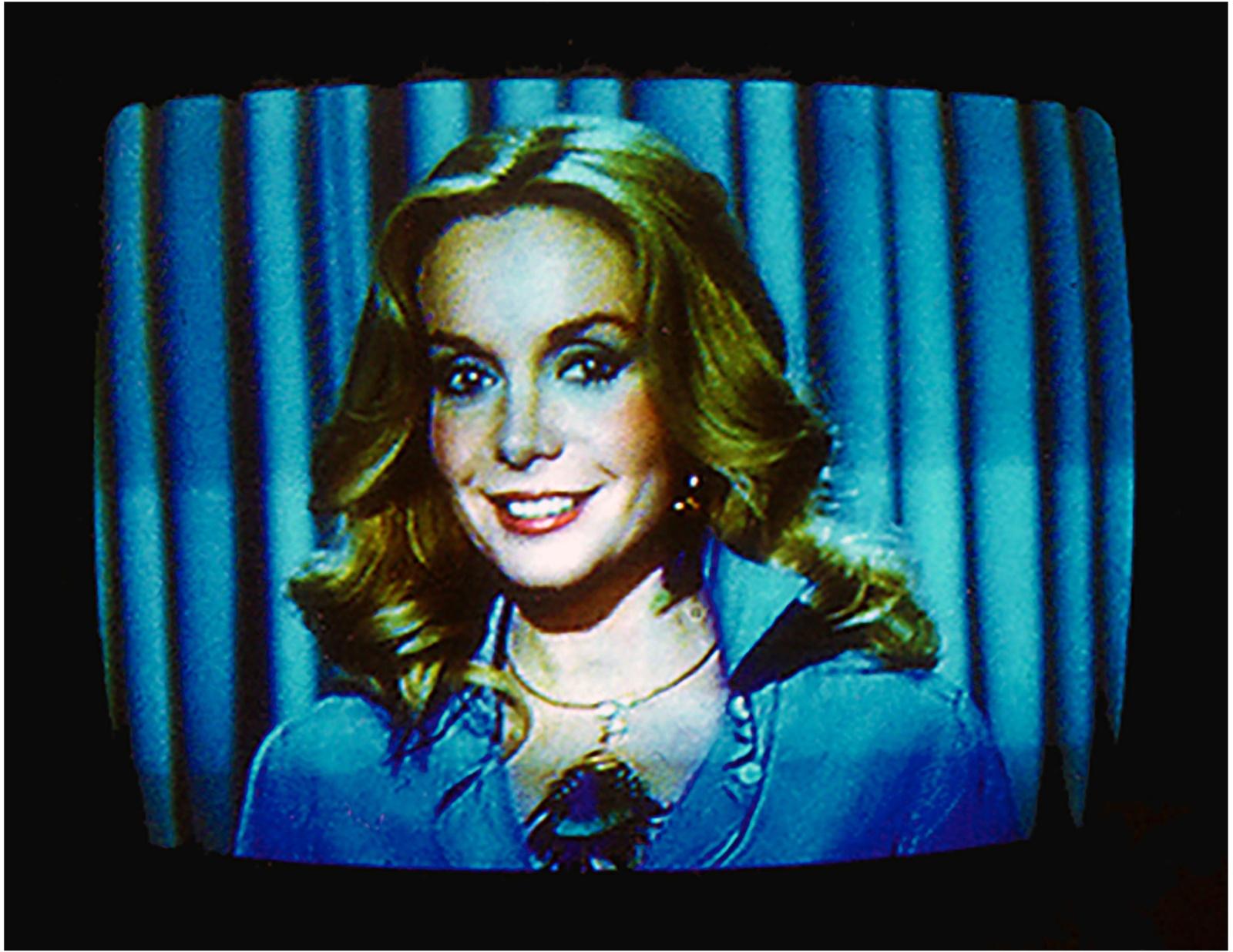 ICONE DI ETERE . 1978 - Serie di fotografie stampate in Cibachrome, cm.30 x 40  Opere disponibili alla vendita
