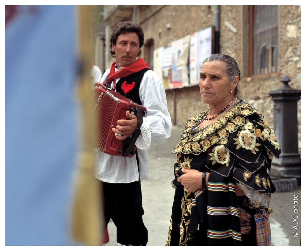 Il costume albanese