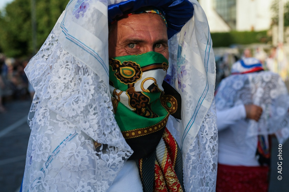 Tricarico - Le maschere antropomorfe