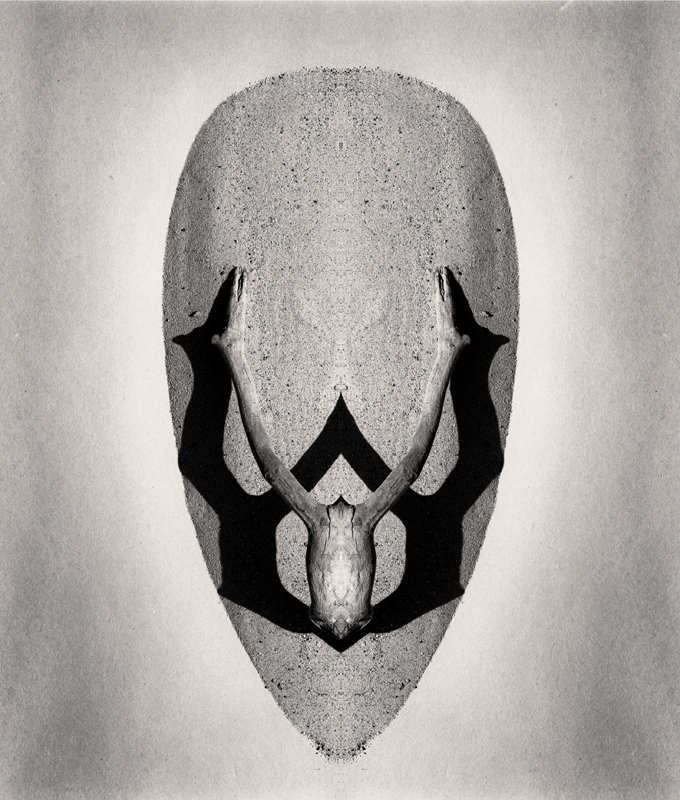 masque #1, 1994