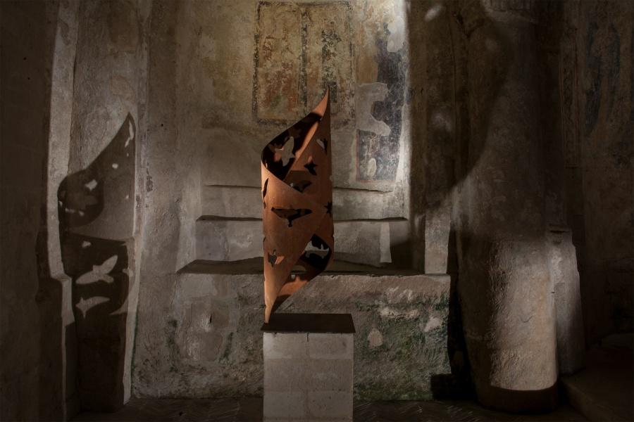 Matera Mostra Scultura Lucana  Contemporanea